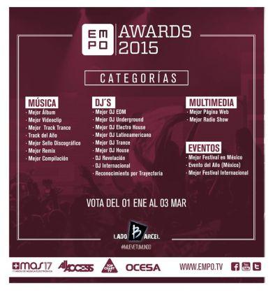 empo awards categorias 2015